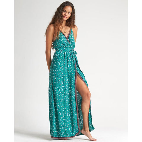 Billabong Soft Seas Maxi Dress