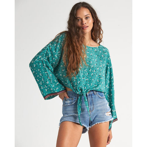 Billabong Back Round Blouse