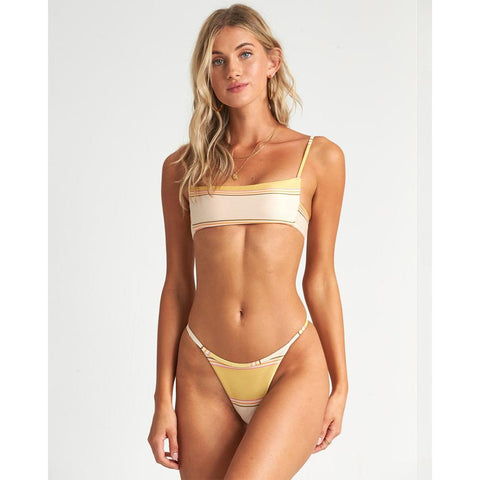 XB031BTA-PNE, Pineapple, Yellow, Billabong, Tanlines Hike Bikini Bottom, Womens Swimwear, Womens Bikini Bottom, Spring 2020