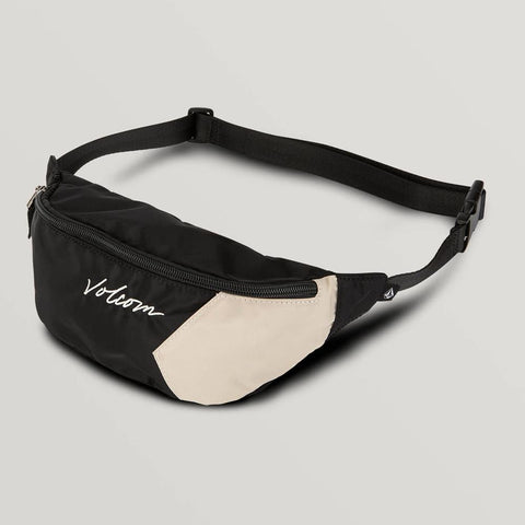 E6712050-BLK, VOLCOM, TAKEAWAY STONE, FANNY PACK, WAIST PACK, SPRING 2020