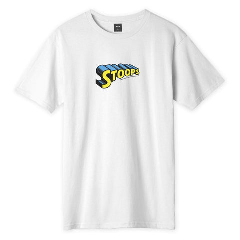 HUF Stoops Man Short Sleeve Tee
