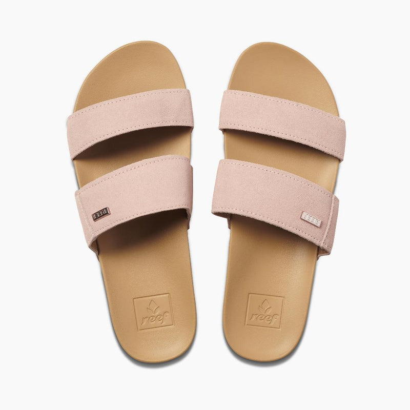 Reef Cushion Bounce Vista Suede Flip Flops