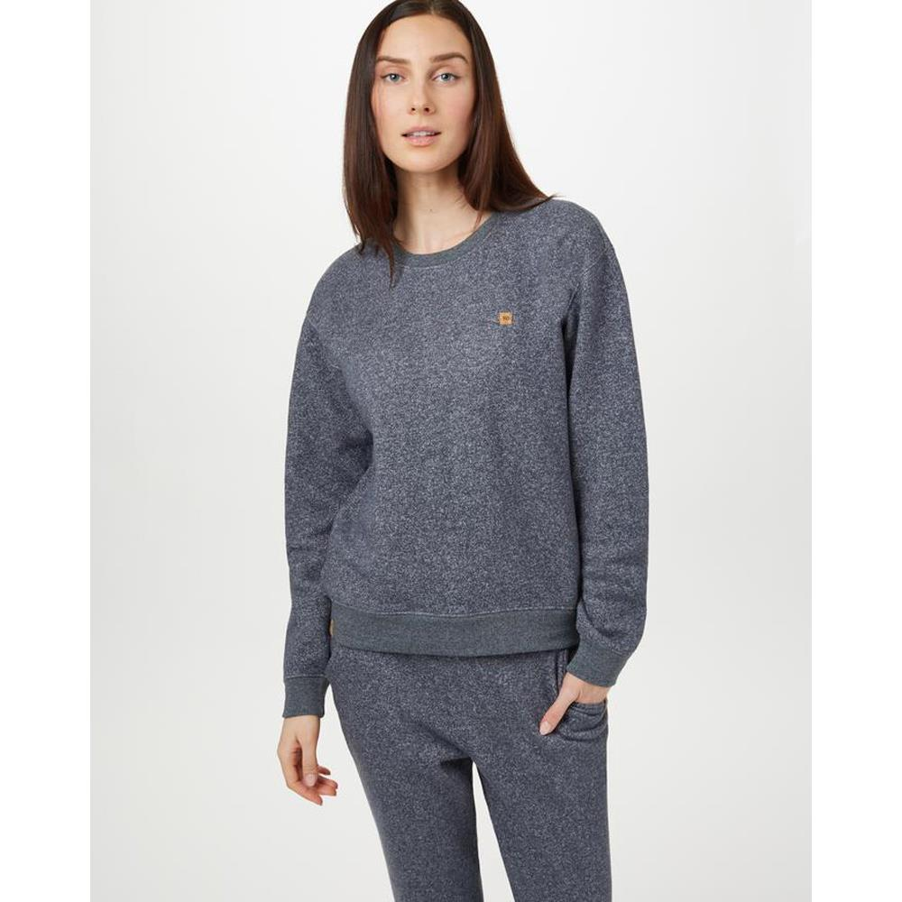 Ten Tree Womens BF Crew Sweatshirt