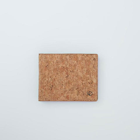 Ten Tree Boron Cork BiFold Wallet