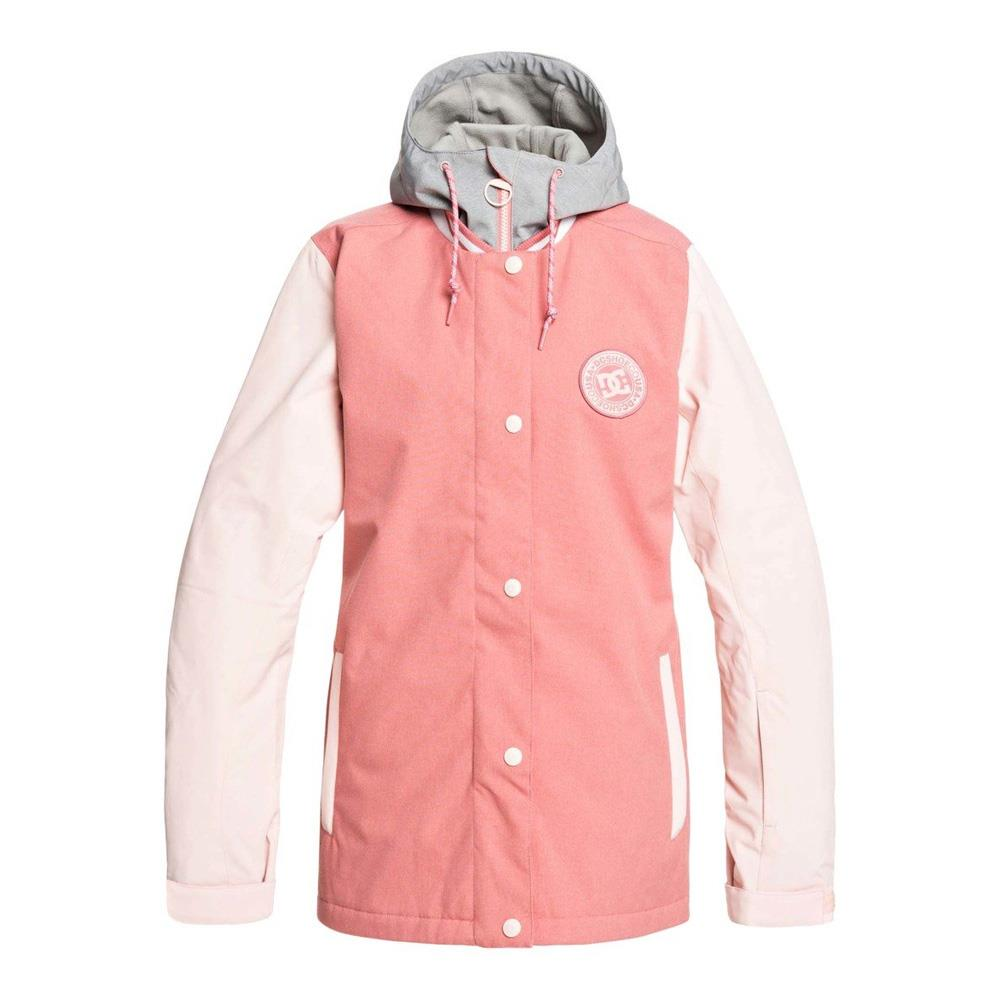 EDJTJ03043-MKP0, DCLA Snow Jacket, DC, Womens outerwear, Snowboard jacket, Pink, Dusty Rose