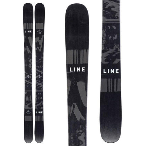 A190300701, Line Skis, Blend Skis, Winter 2020, Mens Skis, Black, Grey