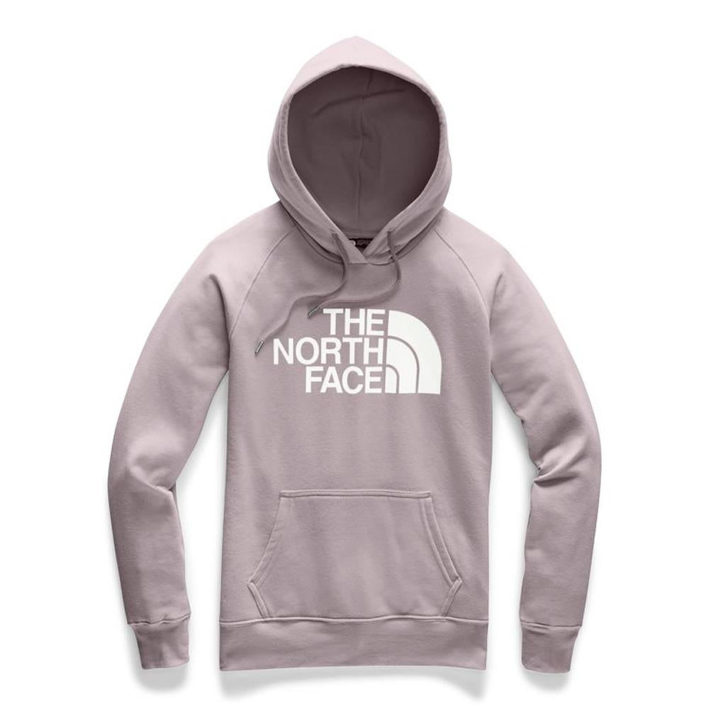 NF0A3NVW-JK5, ASHEN PURPLE/TNF WHITE, THE NORTH FACE, WOMENS HALDF DOME HOODIE, WOMENS PULLOVER HOODIES, FALL 2019