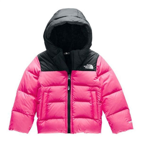 NF0A3Y69-WUG, MR.PINK, TODDLER MOONDOGGY JACKET, LITTLE GIRLS JACKETS, WINTER 2020, GIRLS OUTERWEAR
