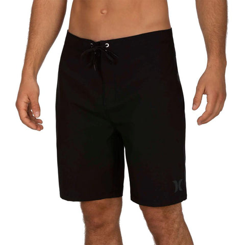 "CJ5117-010, Black, Hurley, ONE & ONLY 20"", Mens Boardshorts, Spring 2020, Front view"