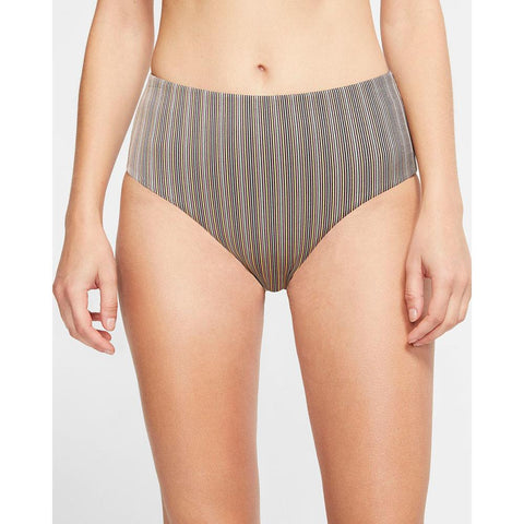 Hurley Radial High Waisted Mod Surf Bottom