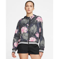 Hurley Hooded Windbreaker
