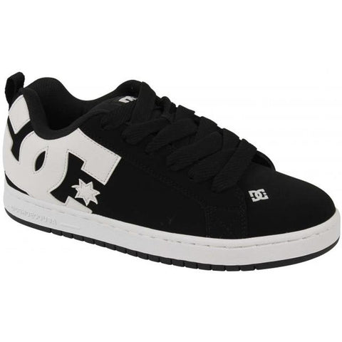 300529-001, BLACK, WHITE, DC, COURT GRAFFIK, MENS SKATE SHOES, SPRING 2020