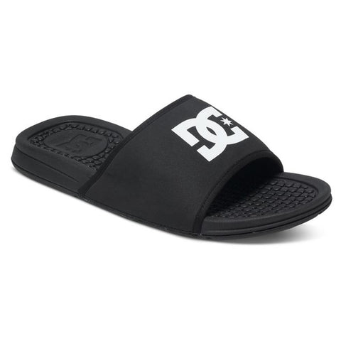 ADYL100026-001, BLACK,, DC, BOLSA SLIDER SANDALS, MENS SLIDE SANDALS, SPRING 2020