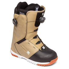 adyo100035-klp DC Control Mens Boa Snowboard Boots kelp overall view