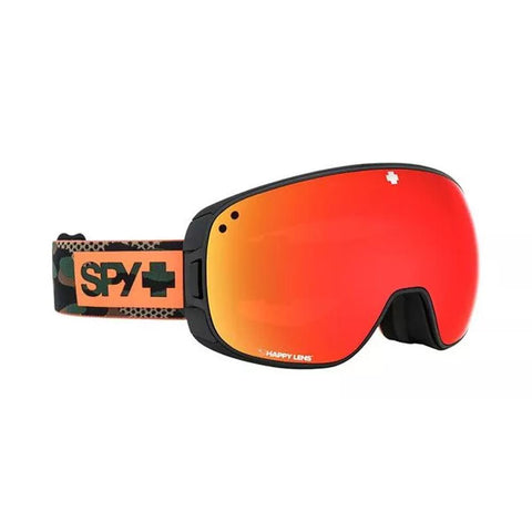 313222262460- Bravo Camo Happy Grey Green with Red Spectra, Spy Goggles, Winter 2020, Mens Goggles,