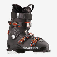 L40851600, ALPINE QST ACCESS 70 BOOTS, MENS SKI BOOTS, BLACK/ANTHRACITE TRANSLUCENT/ORANGE