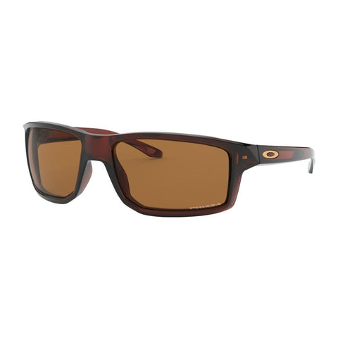 OO9449-0260, OAKLEY, GIBSTON PRIZM SUNGLASSES, MENS LIFESTYLE SUNGLASSES, BRONZE, POLISHED ROOTBEER FRAMES,