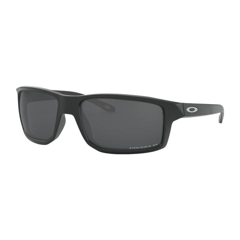 OO9449-0660, OAKLEY, GIBSTON MATTE BLACK WITH PRIZM POLARIZED SUNGLASSES, MENS POLARIZED SUNGLASSES, FALL 2019