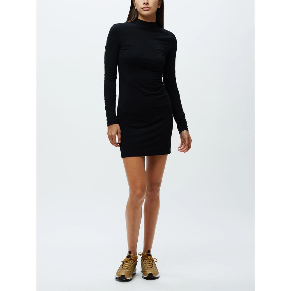 401500301.BLK, OBEY, UPTOWN DRESS, WOMENS DRESSES, BLACK, CASUAL DRESS, FALL 2019