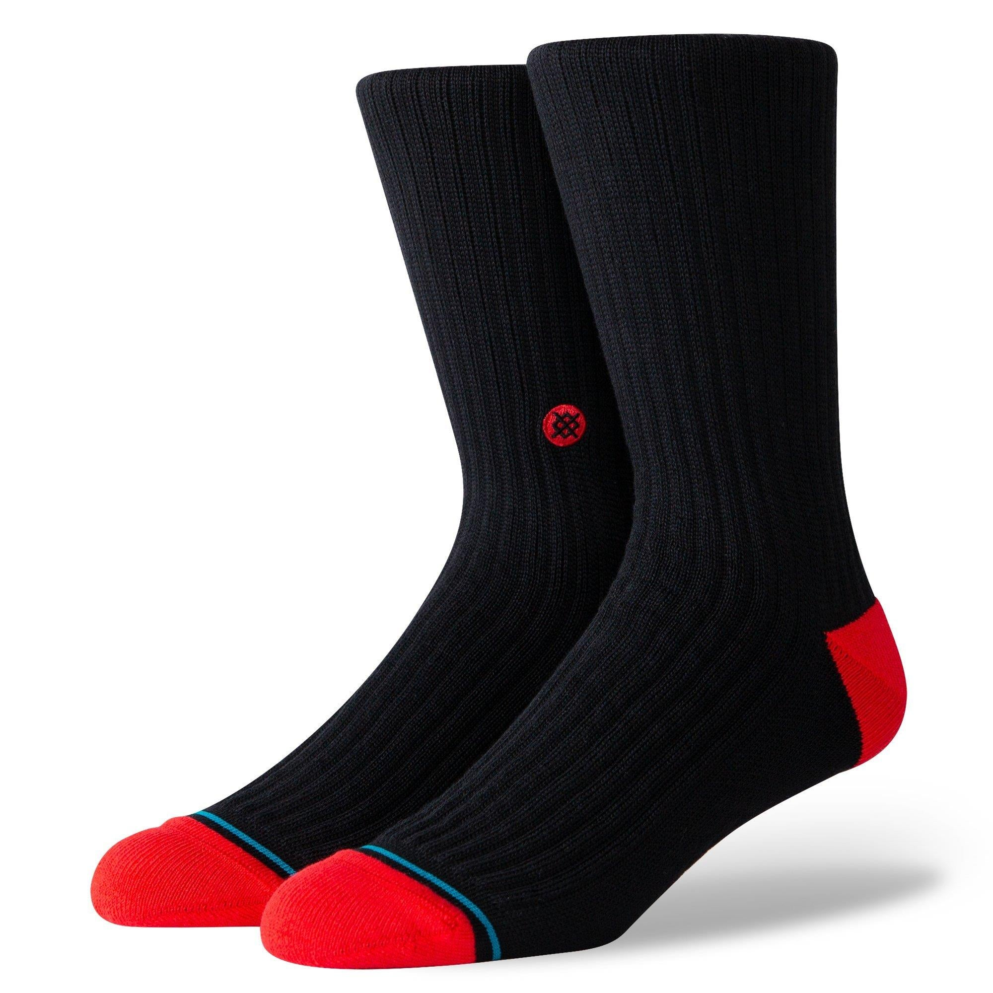 Stance Icon Heavy Mens Crew Socks