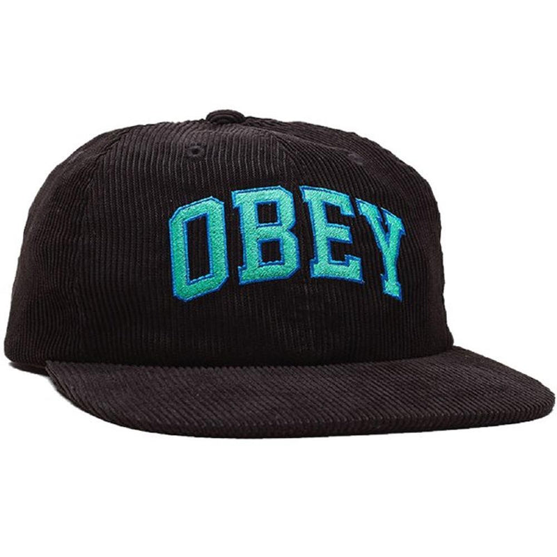 Obey DTP 6 Panel Strapback