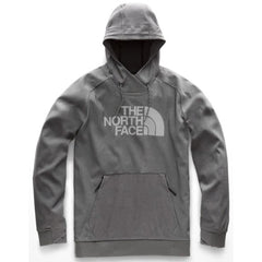 nf0a3m4edyy  The North Face Tekno Logo Hoodie dark grey heather front view