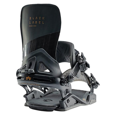 20bn3000015 Rome SDS Black Label Mens Bindings anthracite back view