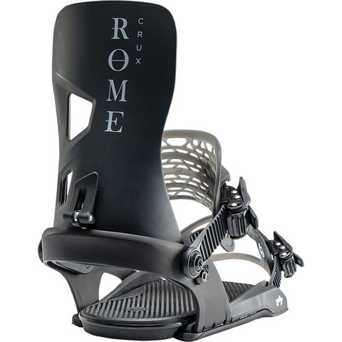 20bn3007015 Rome SDS Crux Mens Bindings black back view