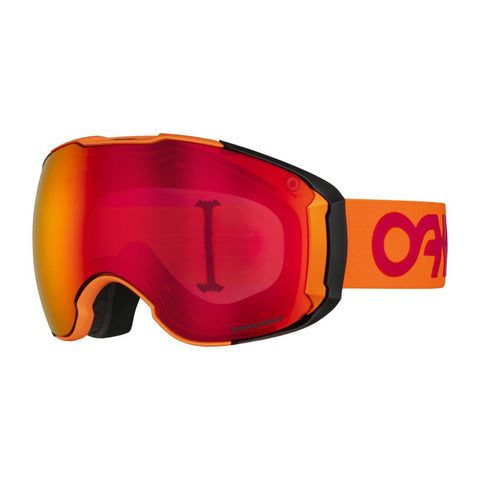 oo7071-41 Oakley Airbrake XL Factory Pilot Progression Snow Goggle Factory Pilot Progression/snow torch iridium side