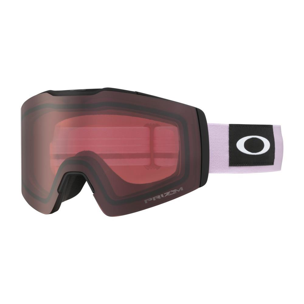 oo7103-04 Oakley Fall Line XM Snow Goggle blockedout lavander/snow rose side