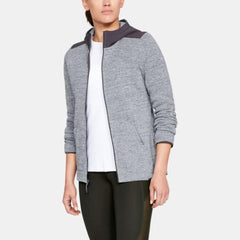 1316282-941, Overcast Grey, Under Armour, Wintersweet hoodie, Womens Zip Up Hoodies, Tech Gear, Fall 2019