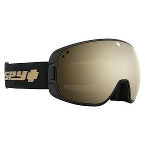 313222231702-Bravo 25th Anniversary Goggles, Mens Goggles, Winter 2020, Gold lens with black frame