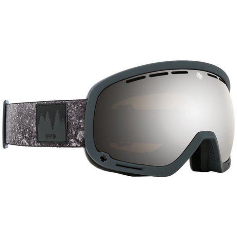 313013892824-Marshall Danny Larsen, Mens goggles, Winter 2020, Silver, Grey, Black, White.