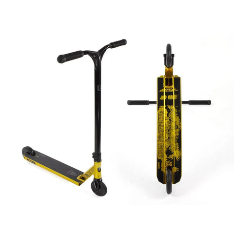 500079-GOLD, 2019 Prospect Pro Scooter, Lucky Scooters, Complete Scooters, Winter 2020, IHC Compression