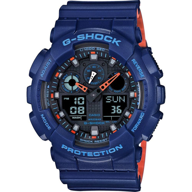 G-Shock GA700-2A Blue Men's Watch