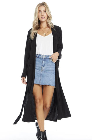 Saltwater Luxe Open Front Duster