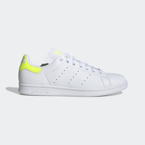 Adidas,Stan Smith,Yellow/White,EE5820,Side View