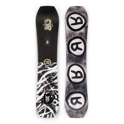 R190201001, Ride, Twinpig, Mens Snowboards, Mens All Mountain Snowboards, Black, White, Grey, Winter 2020
