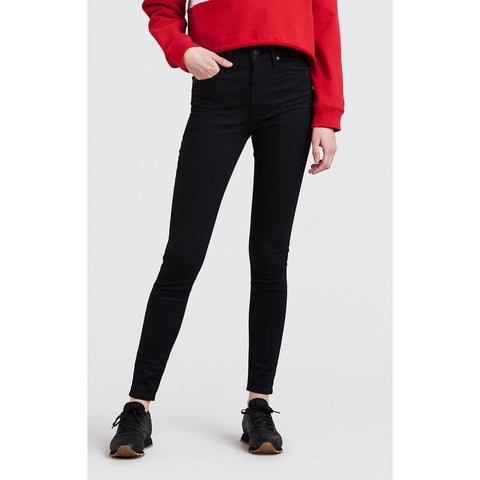 22791-0052, Black Galaxy, Black, Levis, Mile High Super Skinny Jeans, Womens Jeans, Denim, Fall 2020
