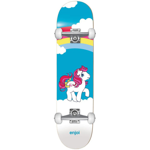 10517120Y, BLUE, 6.75, Enjoy, My Little Pony Youth Complete, Complete Skateboards, blue