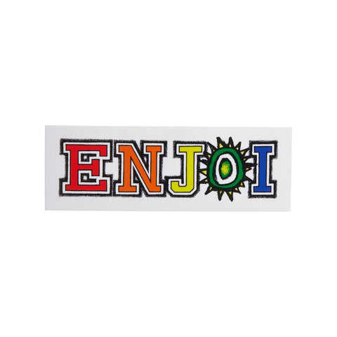 Enjoi What's The Deal Sticker 10 Pk