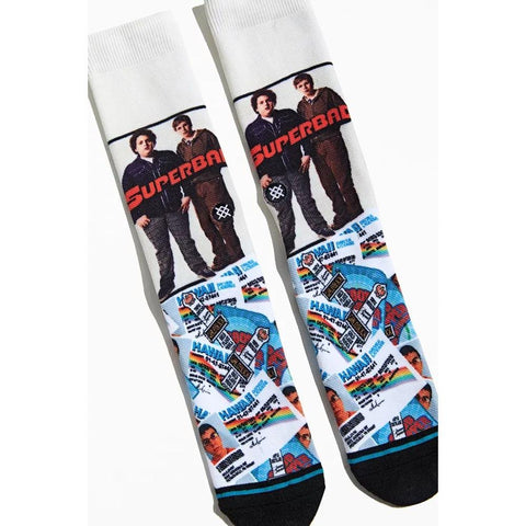 Stance Superbad Crew Socks