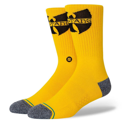 Stance Wu Tang The Wu Mens Crew Socks