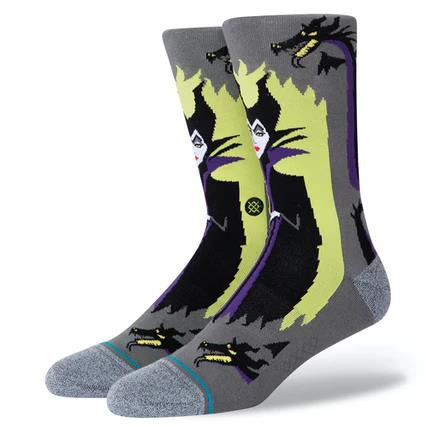 A545C20MAL.GRY-GREY-STANCE-MENS SOCKS