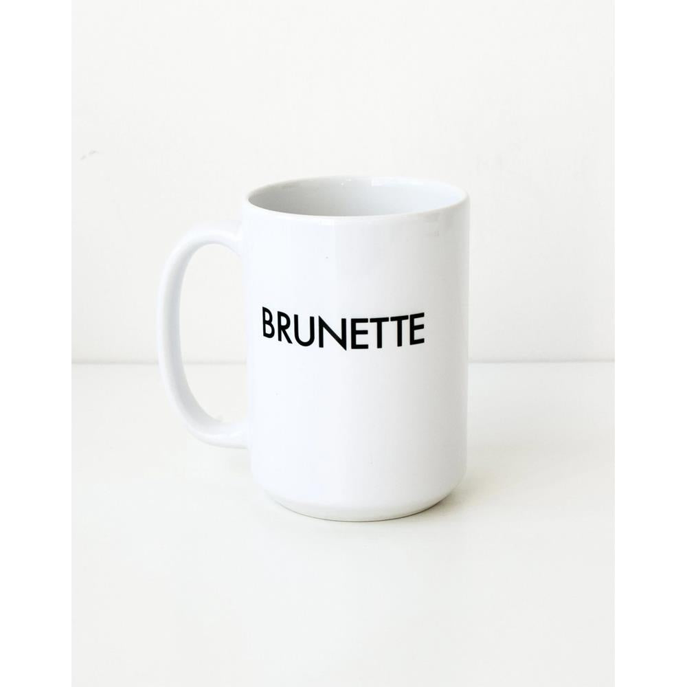 BTLA003, BLACK, BRUNETTE THE LABEL, BRUNETTE MUGS