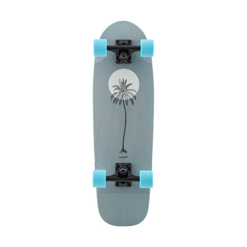 120CP-UBDYBLUV, LANDYACHTZ, DINGHY BLUNT UV SUN COMPLETE, LONGBOARD COMPLETES, BLUE, GREY, SPRING 2020