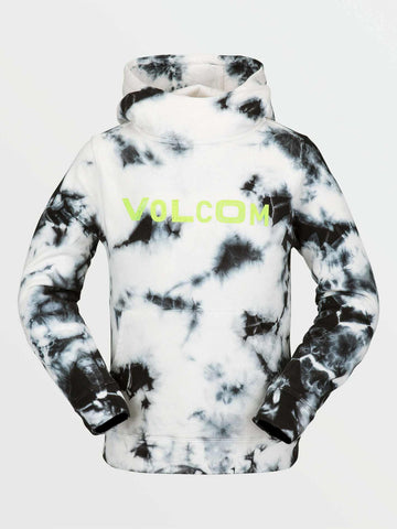 I4152100,Volcom,Boys Hoodies,White,Black
