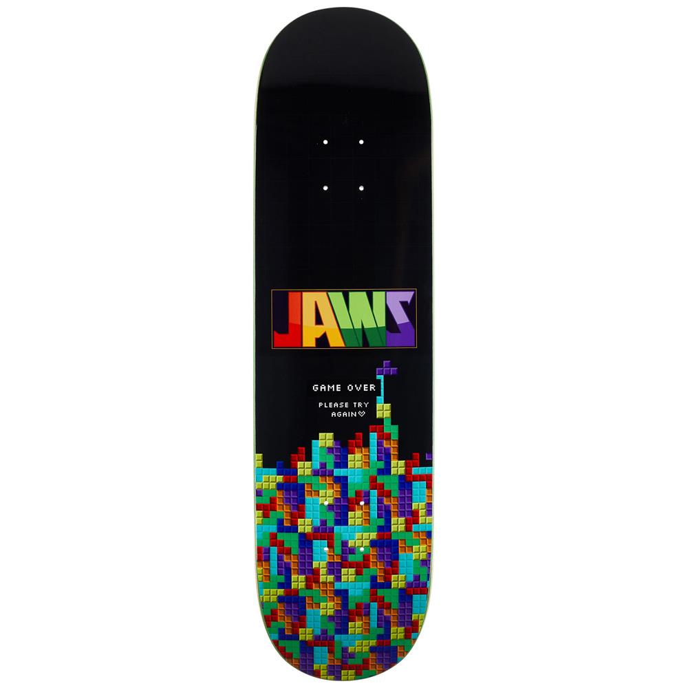 Birdhouse Jaws Game Over Deck 8.25