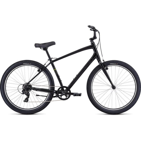 96119, Roll, Specialized, Black, Tarmac Black/Ion/Black Reflective, Mountain Bike,