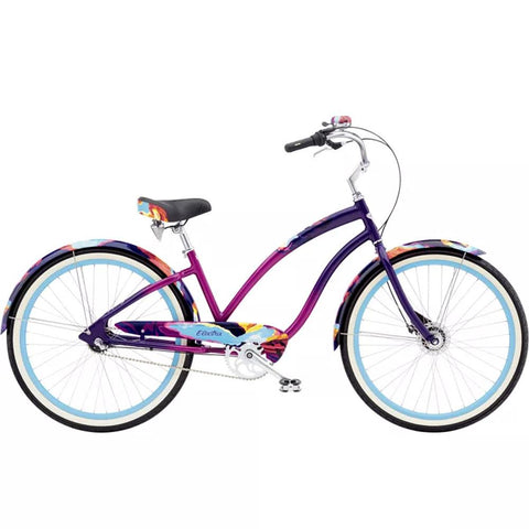 571563, Amethyst Fade, Electra, Page 3i Ladies, Cruiser Bike,